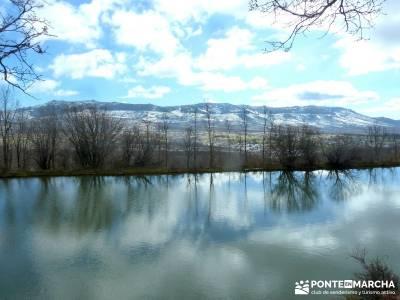 Hayedo Montejo; Reserva Biosfera Sierra Rincón; senderismo cerca de madrid; senderistas madrid